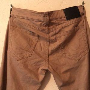 True Religion Geno straight leg jeans size 32